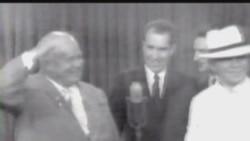 Nixon And Khrushchev In 1959