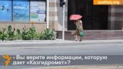 Кызылординский зной