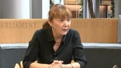 Cu europarlamentara Monica Macovei un bilanț a cinci ani de activitate prin Delegația UE-R. Moldova