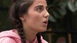 19-летняя грузинка лишилась глаза при силовом разгоне протестов в Тбилиси