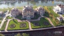 Палацы украінскіх нафтавых алігархаў
