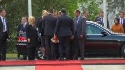 Turski predsjednik u posjeti Hrvatskoj
