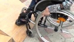 Таджикистан ежегодно нуждается в 12 тыс инвалидных колясок