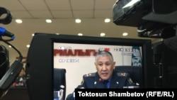 Бакыт Матмусаев. 8-апрель, 2021-жыл. Бишкек.