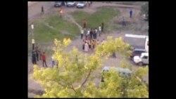 Петербургда футбол муштлашувга айланди