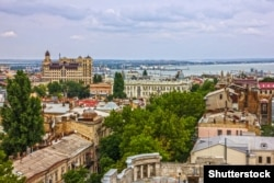 Tourists flock to Ukraine's Black Sea port city of Odesa every year.