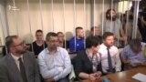 Суд у Москві продовжив арешт українським морякам за клопотанням ФСБ (відео)