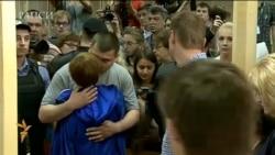 Суд над Навальным и Офицеровым