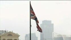 Британські дипломати покинули посольство в Москві (відео)