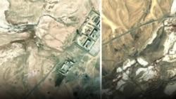 Loop video - China military base in Tajikistan