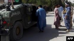 آرشیف، نیروهای امنیتی در بادغیس