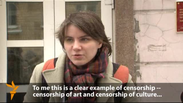 Moscow Court Finds Pussy Riot Videos 'Extremist'