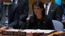 Nikki Haley: liderul nord-coreean ține morțiș să meargă la război