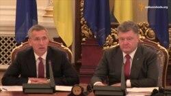 Захід не визнає вибори сепаратистів – генсекретар НАТО