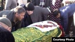 Похороны Насимы Додовой