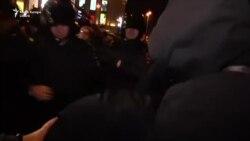 Sute de protestatari au fost arestați în Rusia la demonstrațiile anti-Putin