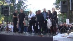 Protest protiv mini hidroelektrana: Nećemo mirno gledati sahranjivanje reka