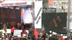 Митинг на проспекте Сахарова: Леонид Парфенов