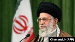 ირანის უზენაესი ლიდერი, აიათოლა ალი ხამენეი, 2021 წლის მარტი.
