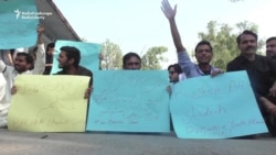 Students Extend Protest In Islamabad After Arrests
