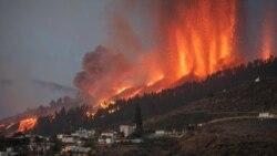 Shpërthen vullkani në ishullin e Spanjës