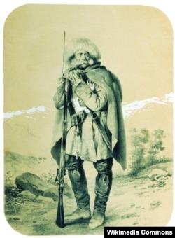 Солдат Отдельного Кавказского корпуса