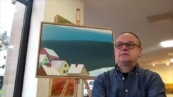 Artiști plastici români în Germania: Horia Vancu