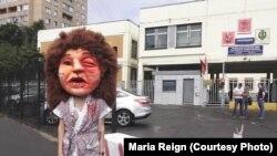 Campanie de sensibilizare a publicului despre violența domestică derulată în Rusia