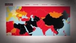 """""""Репортеры без границ"""": в странах экс-СССР стало еще меньше свободы слова. Кроме Узбекистана"""