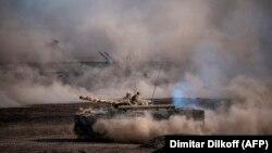 Російські військові навчання, Волгоградська область Росії, вересень 2020 року