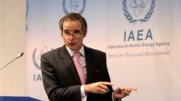 رافائل گروسی، مدیرکل آژانس بینالمللی انرژی اتمی