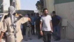 Libya Rebels Storm Qaddafi's Compound