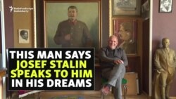 'He Calls Me His Son': The Man Who Dreams Of Stalin
