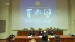 Tibb üzrə Nobel makafatçıları bəlli oldu