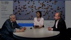 Ֆեյսբուքյան ասուլիս Ռուբեն Եգանյանի և Ստեփան Սաֆարյանի հետ