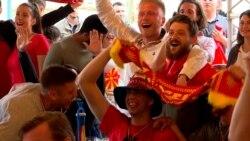 Skoplje: Radost nije pokvario poraz