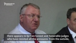 Hague Tribunal Clears Seselj Of War Crimes Charges