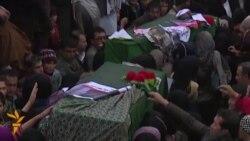 Hazaras Protest Beheadings In Kabul