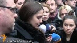Тимошенко: Політичний терор проти Власенка - частина війни, яку оголосив Янукович