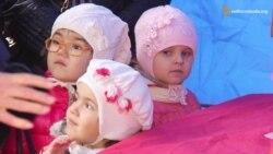 У Запоріжжі вимушені переселенці отримують допомогу від уряду Німеччини