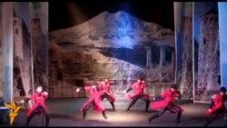 Бишкектеги кавказ бийи
