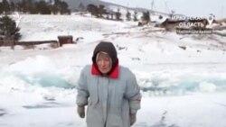 Жизнь байкальской конькобежки в глухом сибирском хуторе
