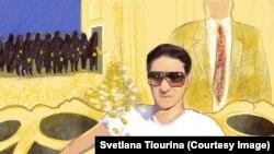 Пока жители Туркменистана голодают, племянник президента зарабатывает на импорте продуктов.