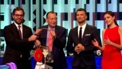 «Євробачення-2019»: Лісабон передав Тель-Авіву ключі від пісенного конкурсу – відео