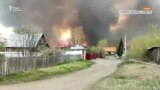 Лесной пожар под Риддером: власти сообщили о задержании подозреваемого в поджоге