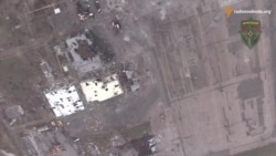 Донецький аеропорт – листопад 2014 року (відео з безпілотника)