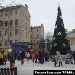 Ёлка для детей на Петроградской стороне