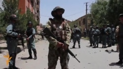 Taliban Militants Launch Two Attacks In Kabul