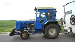 Саякатчы тракторист, уста фельдшер