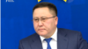 Генпрокурор Курманкул Зулушев.